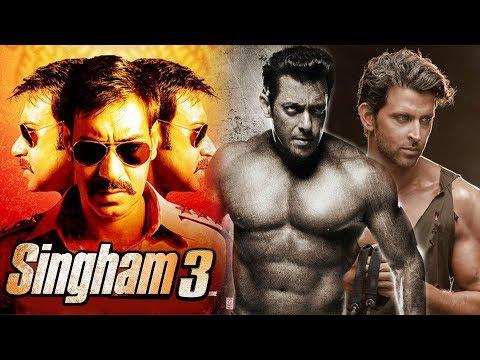 Hrithik Roshan ने लिया Salman Khan से पंगा | Ajay Devgn Singham 3 Remake Of Action Hero Biju