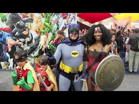 Wonder Woman 4 Hire @ Comic Con