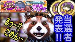【妖怪ウォッチぷにぷに】夜叉エンマまだの人は見ないほうが良いガシャ動画とフォーエバーコイン当選者発表!!!Yo-kai Watch