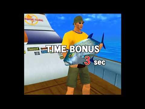 Quick Play - Sega Marine Fishing [Sega Dreamcast]