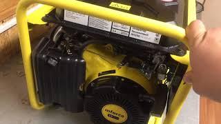 видео Бензиновые генераторы 1 кВт | Маломощные бензогенераторы 1 киловатт с доставкой