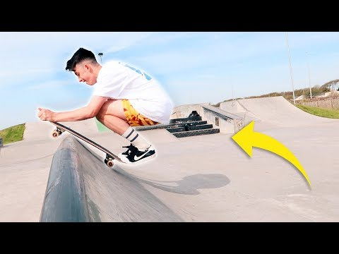 5 Skate Tricks You've Never Seen Before!