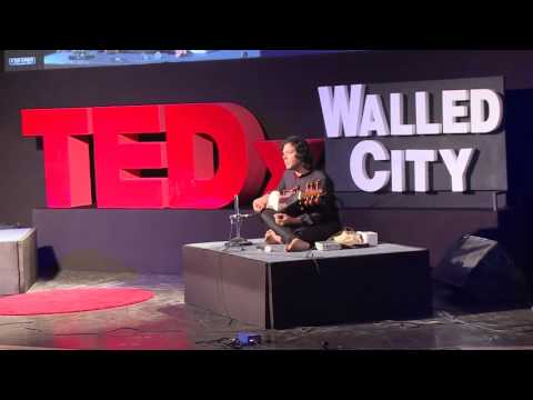 Sarod and the music of India | Ayaan Ali Khan | TEDxWalledCity