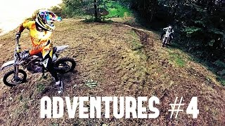 Dirt bike 125 & 150 ADVENTURES #4