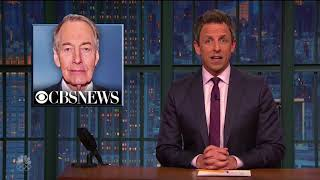 Late-night reactions: Charlie Rose allegations