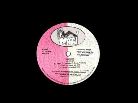 Daphne - Change (Dark No Sugar Mix)