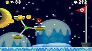 Newer Super Mario Bros. DS - All Secret Exit Locations