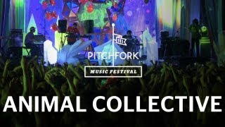 Animal Collective - Monkey Riches / Brother Sport - Pitchfork Music Festival 2011