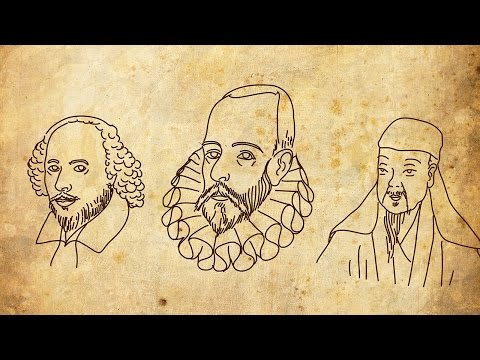 400 years since the death of Cervantes, Shakespeare and Tang Xianzu