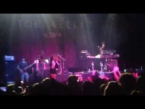 Tori Kelly - 'Nobody Love' at Where I Belong Tour Kansas City, MO 10.8.15! HD/HQ
