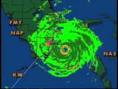 Hurricane Andrew WTVJ Coverage Clips