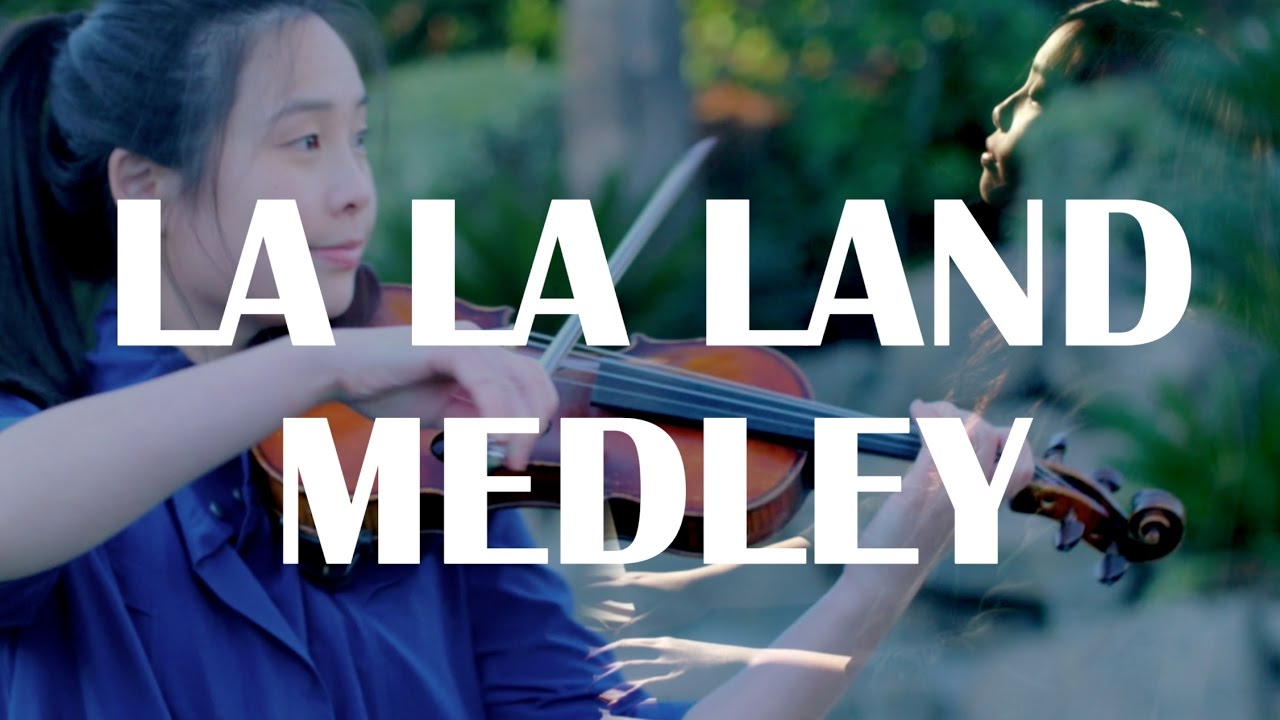 LA LA LAND MEDLEY - Violin, Viola, & Piano Cover