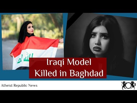 Iraqi Model Killed in Baghdad