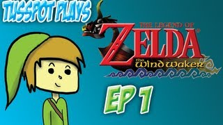 SEAN CONNERY TELLS A STORY | LoZ: The Wind Waker w/ Tusspot #1