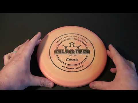 Dynamic Discs Guard Disc Golf Disc Review - Disc Golf Nerd