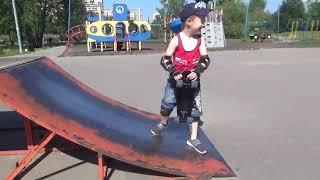 Скейтборд  Для Начинающих Детей  Моя Первая Доска