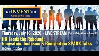ReINVENTHR HR Leads the Rebound