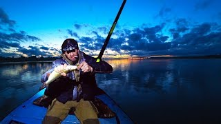 Ночная рыбалка. Клевое место. Рыбалка на Печоре.