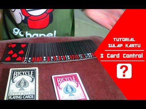 BELAJAR 3 CARA MELAKUKAN CARD CONTROL | Tutorial Time