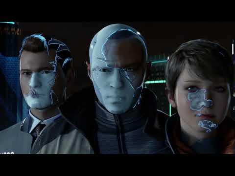 Detroit: Become Human - Trailer 2 - Smyths Toys