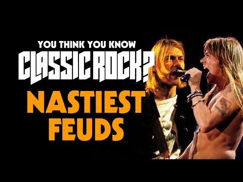 Rock's Nastiest Feuds