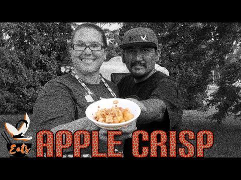 No Bake Apple Crisp | 1st segment of 2 Doves Eats