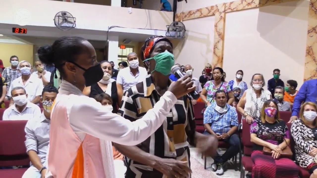 Dios le devolvió la vista. Testimonio impactante de sanidad / 08-08-2020