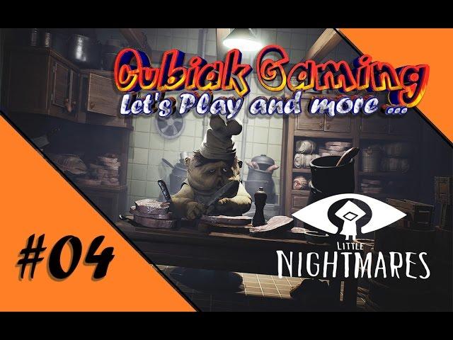 KEINE ARME, KEINE KEKSE ★ Let's Play Little Nightmares #04