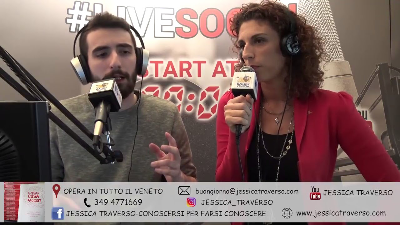 Intervista Radio Venezia Live Social
