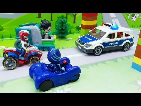 Мультик с игрушками про машинки - Победила дружба!