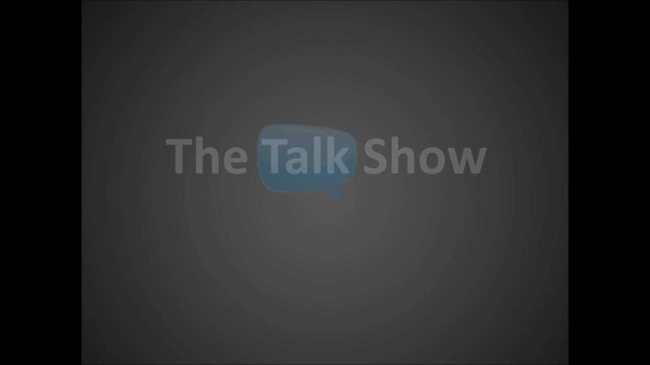 an introduction to the analysis of the talk shows Through the analysis of two episodes of a very popular talk show  this type is  self-explanatory, it refers to the introduction of the concept where.