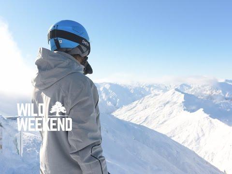 Snowboarding Queenstown - New Zealand