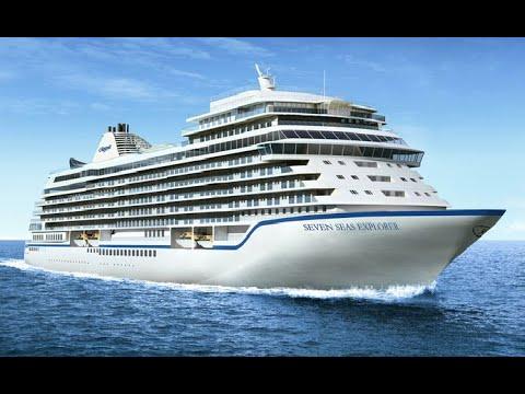 Regent Seven Seas Explorer Cruise Ship