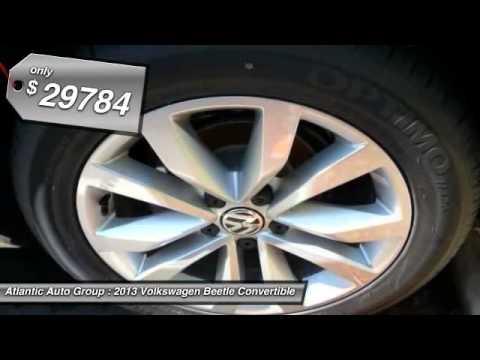2013 Volkswagen Beetle Convertible 2.0L TDI w/Sound/Nav Egg Harbor Tow