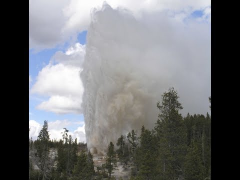 Is Steamboat Geyser Building To a Hydrothermal Eruption? Yellowstone Activity