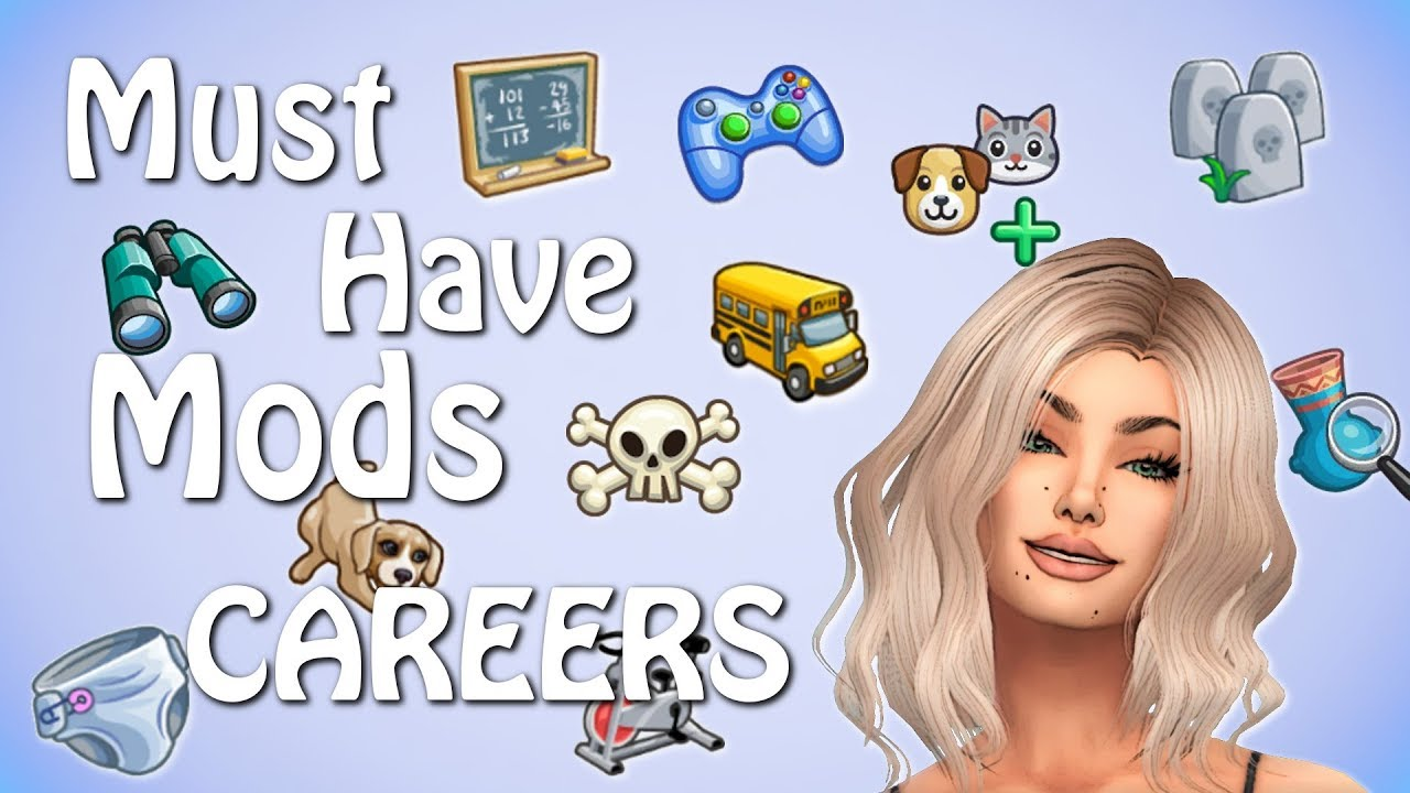 My Must Have Mods The Sims 4 All The Links Youtube