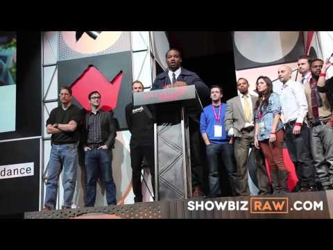 Fruitvale wins the Sundance Film Festival:  Ryan Coogler director / writer accepts the award