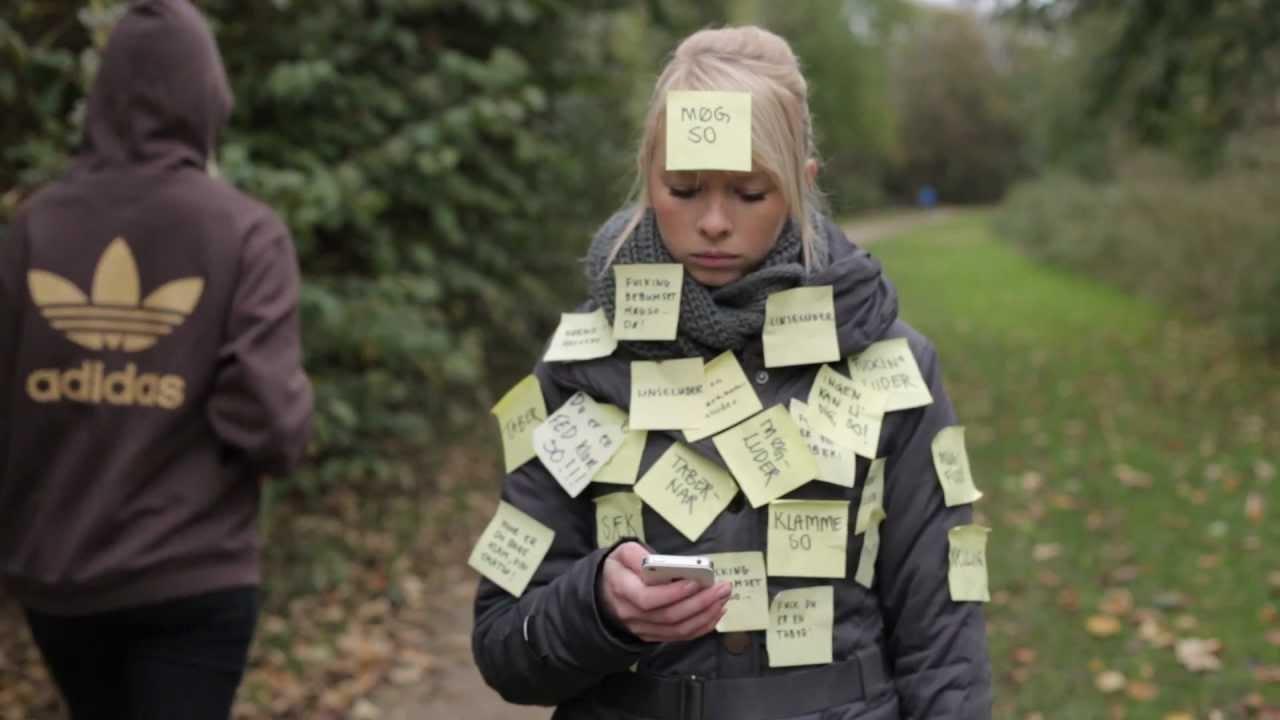 Tænk Før Du Poster - Stop Digital Mobning - YouTube