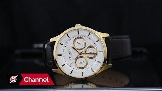 Đồng hồ Citizen AG8353-05A: Sang trọng và phá cách