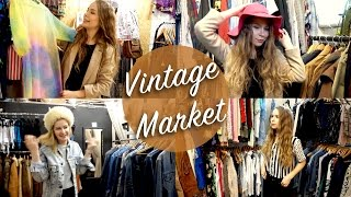 Shopping for Vintage Fashion in East London!