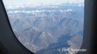 flight video frankfurt eddf to milan malpensa limc lufthansa airbus a320