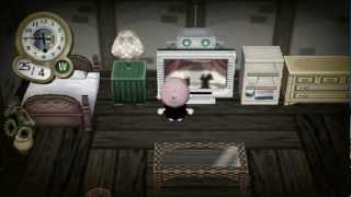 Animal Crossing City Folk Horror movie