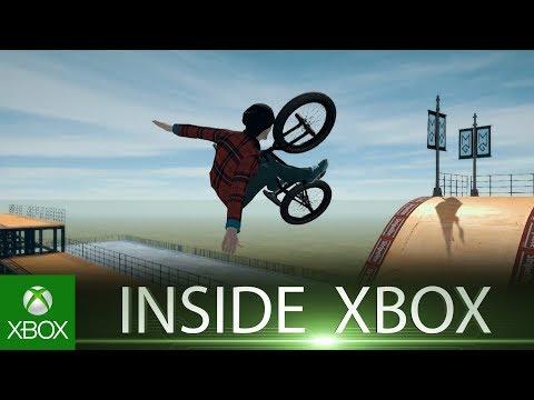 Microsoft анонсировала июльскую программу Xbox Inside