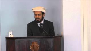 2015-02-20 Khutba Juma, Mubarak Mosque, Chantilly VA