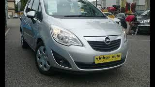 Opel meriva occasion visible à Toulouse présentée par Vinhas auto