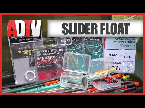 AD QuickBite - How To Set Up A Simple Slider Float Rig