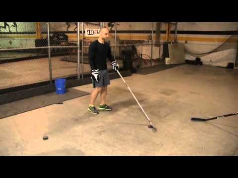 HOCKEY DANGLE: Beat the D 1 on 1