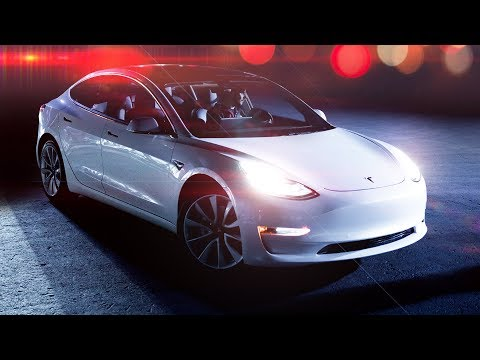 Thumbnail: Trying the Tesla Model 3
