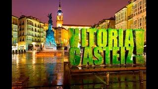 Vitoria-Gasteiz 2021::: Virgen Blanca, Arquillos, muralla, San Vicente y San Miguel, anillo verde,