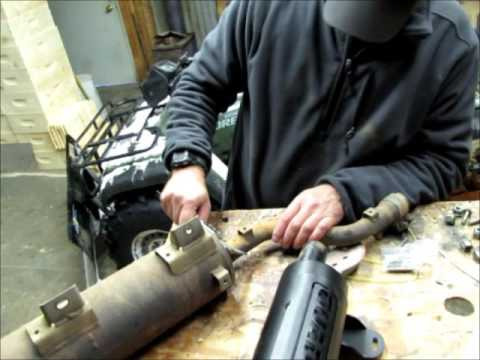 This is the best atv muffler ever! Or is it
